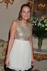 VICTORIA VON WESTENHOLZ at Tatler's Jubilee Party in association with Thomas Pink held at The Ritz, Piccadilly, London on 2nd May 2012.