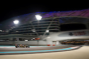 November 21-23, 2014 : Abu Dhabi Grand Prix. Romain Grosjean (FRA), Lotus-Renault