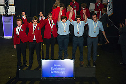 The 2017 SkillsUSA National Leadership and Skills Conference Competition Medalists were announced Friday, June 23, 2017 at Freedom Hall in Louisville. <br /> <br /> Power Equipment Technology<br /> <br /> Thomas Miller<br />   High School West Bend High School<br />   Gold West Bend, WI<br /> Power Equipment TechnologyWilliam Brown<br />   High School Bucks County Technical High School<br />   Silver Fairless Hills, PA<br /> Power Equipment TechnologyAlexander M Schrader<br />   High School Bay Path RVT High School<br />   Bronze Charlton, MA<br /> Power Equipment TechnologyHaley Hughes<br />   College State Technical College of Missouri<br />   Gold Linn, MO<br /> Power Equipment TechnologyBridger Belyea<br />   College Salt Lake Community College<br />   Silver Salt Lake City, UT<br /> Power Equipment TechnologyDalton Scurr<br />   College Alexandria Technical & Community College<br />   Bronze Alexandria, MN
