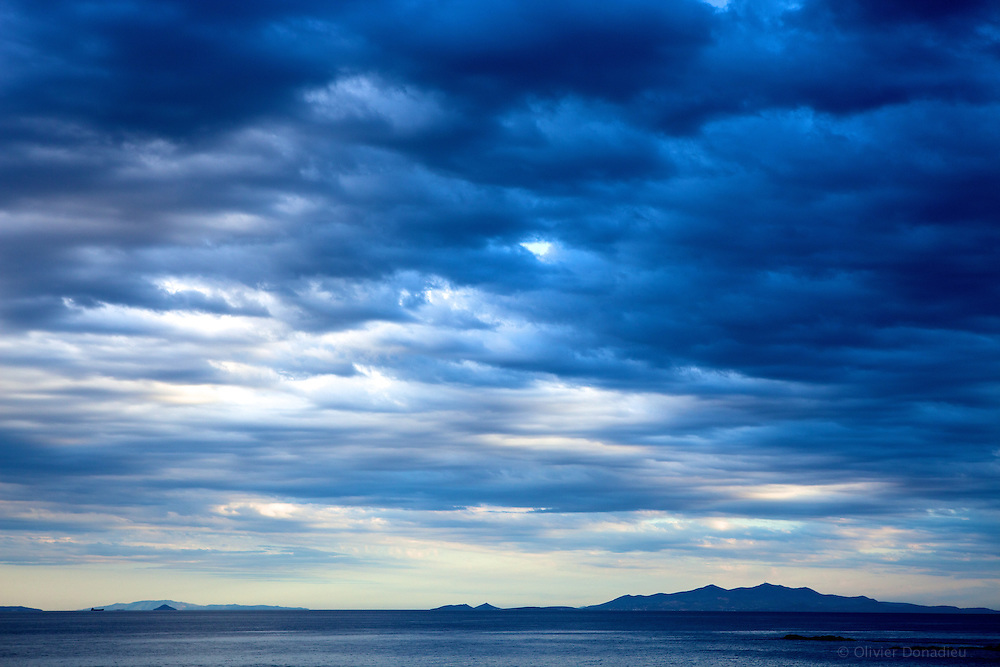 Seascape, Greece. Paysage Marin, Grèce