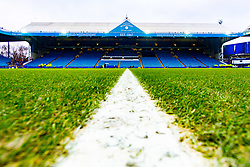 A general view of Hillsborough Stadium, home to Sheffield Wednesday - Mandatory by-line: Ryan Crockett/JMP - 05/01/2019 - FOOTBALL - Hillsborough - Sheffield, England - Sheffield Wednesday v Luton Town - Emirates FA Cup third round proper