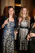 HARRIET EVANS AND EVA RICE, 17th Annual Book Awards, hosted by richard and Judy. grosvenor House. London. 29 March 2006. ONE TIME USE ONLY - DO NOT ARCHIVE  © Copyright Photograph by Dafydd Jones 66 Stockwell Park Rd. London SW9 0DA Tel 020 7733 0108 www.dafjones.com