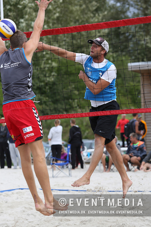 Beach volleyball - Aarhus Grand Slam 2014 in Beach Park Aarhus, August 16, 2014
