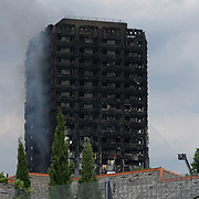 Grenfell Tower fire, London,UK
