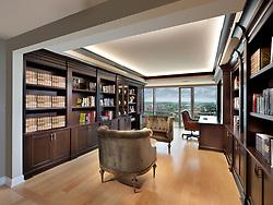 1111 19th Street North Arlington Virginia designer Jeff Aksiezer condominium