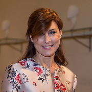 NLD/Amsterdam/20140308 - Modeshow Mart Visser 2014 S/S, Euvgenia Parakhina