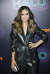 November 11, 2016 - New York, NY, USA - November 11, 2016  New York City..Daya attending the 2016 Nickelodeon HALO awards at Basketball City Pier 36  South Street on November 11, 2016 in New York City. (Credit Image: © Callahan/Ace Pictures via ZUMA Press)