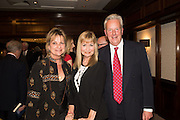 VISCOUNTESS WINDSOR; SIAN LLOYD; VISCOUNT WINDSOR;   An evening of entertainment at St James Court in support of the redevelopment of St Fagans National History Museum. In the spirit of the court of Llywelyn the Great . St. James Court Hotel. London. 17 September 2015<br />  <br /> Noson o adloniant yn St James Court i gefnogi ail-ddatblygiad Sain Ffagan Amgueddfa Werin Cymru