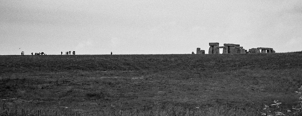 Stonehenge - Wiltshire, England, 2016