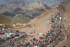 Tour de France Stage 17 La Mure to Serre-Chevalier Jul 19th
