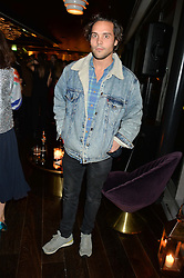 ANDY JORDAN at the Launch Of Osman Yousefzada's 'The Collective' 4th edition with special guest collaborator Poppy Delevingne held in the Rumpus Room at The Mondrian Hotel, 19 Upper Ground, London SE1 on 24th November 2014, sponsored by Storm models and Beluga vodka.