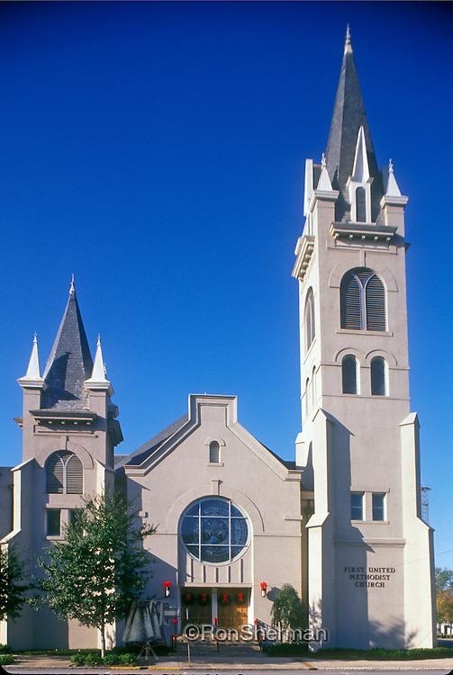 1st United Methodist Church Valdosta GA