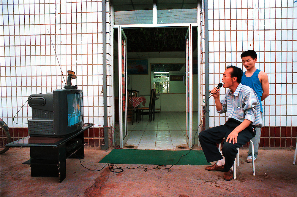 Turpam, China<br />