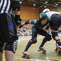2016-06-20: Manchester Roller Derby's New Wheeled Order vs Southern Discomfort