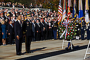 ARLINGTON - NOVEMBER 11:  November 11, 2012 Arlington, Virginia.    (Photo by Lexey Swall/Getty Images)..