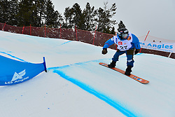 World Cup SBX, VOS Chris, NED at the 2016 IPC Snowboard Europa Cup Finals and World Cup