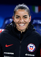 International Women's Friendly Matchs 2019 / <br /> Italy vs Chile 2-1 ( Carlo Castellani Stadium - Empoli,Italy ) - <br /> Natalia Campos of Chile