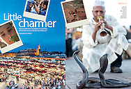 Morocco feature in Sunday Times Travel Magazine, December 2015.