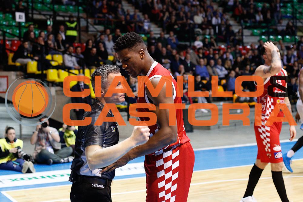 , RED OCTOBER MIA CANTU' vs THE FLEEX PISTOIA, Lega Basket Serie A 2017/2018, 21 giornata, PalaDesio 11 marzo 2018 foto:BERTANI/Ciamillo