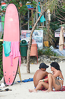 Surf culture in Bali