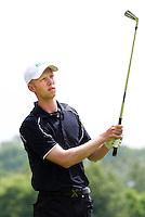 OOSTERHOUT - Nationaal Open 2010 heren op de Oosterhoutse Golf.  2e plaats voor Sander van Duijn  COPYRIGHT KOEN SUYK