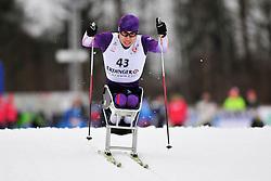 KUBO Kozo, JPN at the 2014 IPC Nordic Skiing World Cup Finals - Long Distance