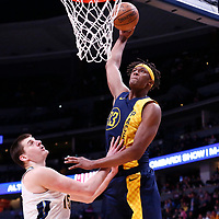 04-03 PACERS AT NUGGETS