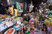Market stall at  Taunggyi.
