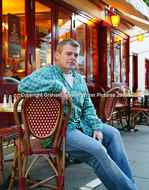 Mark Haddon bestselling author<br /><br />copyright Graham Jepson/Writer Pictures<br />contact: +44 (0)20 8241 0039<br />sales@writerpictures.com<br />www.writerpictures.com