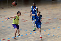 Basketball aux FFSA CDF Basketball