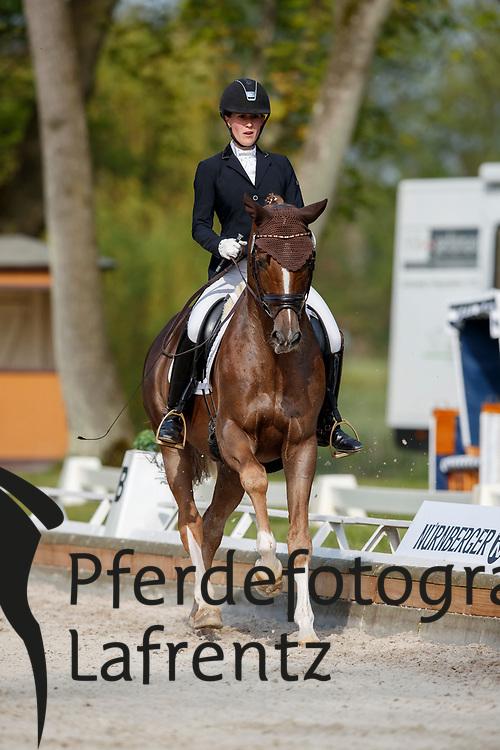 Mencke, Libuse (CZE), Glücksruf II<br /> Redefin - Pferdefestival 2017<br /> © Stefan Lafrentz