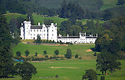 Blair Castle part of the atholl estate, Perthshire