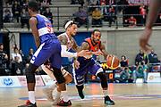 DESCRIZIONE : Final Eight Coppa Italia 2015 Desio Semifinale Olimpia EA7 Emporio Armani Milano - Enel Brindisi<br /> GIOCATORE : Marcus Denmon<br /> CATEGORIA : palleggio blocco penetrazione<br /> SQUADRA : Enel Brindisi<br /> EVENTO : Final Eight Coppa Italia 2015 <br /> GARA : Olimpia EA7 Emporio Armani Milano - Enel Brindisi<br /> DATA : 21/02/2015<br /> SPORT : Pallacanestro <br /> AUTORE : Agenzia Ciamillo-Castoria/Max.Ceretti