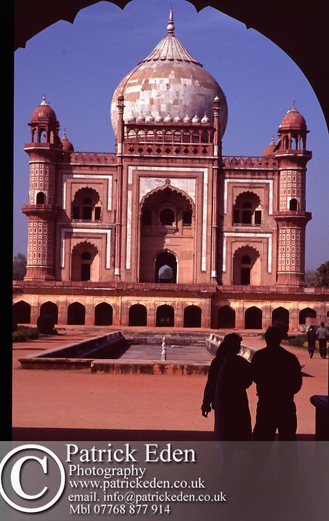 Humuyans Tomb Delhi India © Patrick Eden
