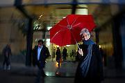 ETUCs generalsekretær Bernadette Segol fotograferet i Bruxelles 20 December 2012 . Foto: Erik Luntang