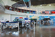 Ronald Reagan Presidential Library and Museum, Motorcade exhibit, Air Force One pavilion, Simi Valley California