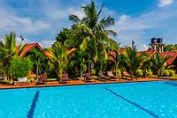 JKAB Beach Resort, Trincomalee, Sri Lanka.