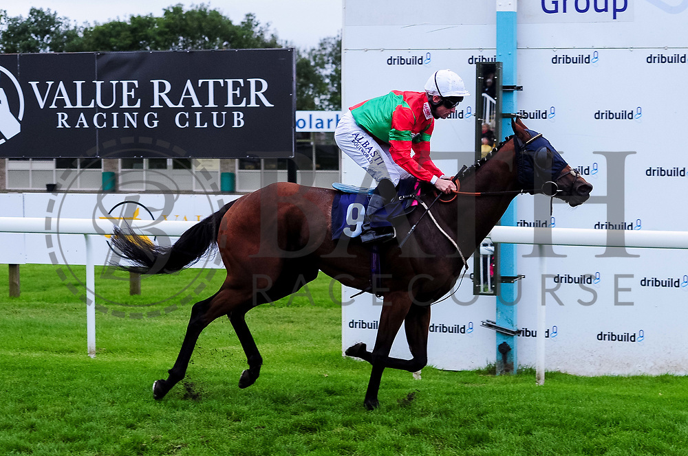 Espresso Freddo ridden by Dane O'Neill and trained by Robert Stephens  - Ryan Hiscott/JMP - 30/09/2019 - PR - Bath Racecourse - Bath, England - Race Meeting at Bath Racecourse