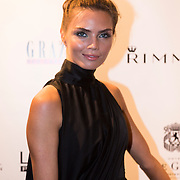 NLD/Amsterdam/20130923 - Grazia Red Carpet Awards 2013, Kim Feenstra