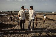 Yemen. Hodeidah .Chinese presence in        /   présence Chinoise
