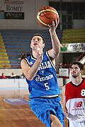 DESCRIZIONE : Porto San Giorgio Raduno Collegiale Nazionale Maschile Amichevole Italia Premier Basketball League<br /> GIOCATORE : Daniele Cinciarini <br /> SQUADRA : Nazionale Italia Uomini<br /> EVENTO : Raduno Collegiale Nazionale Maschile Amichevole Italia Premier Basketball League<br /> GARA : Italia Premier Basketball League<br /> DATA : 11/06/2009 <br /> CATEGORIA : tiro penetrazione<br /> SPORT : Pallacanestro <br /> AUTORE : Agenzia Ciamillo-Castoria/C.De Massis<br /> Galleria : Fip Nazionali 2009<br /> Fotonotizia :  Porto San Giorgio Raduno Collegiale Nazionale Maschile Amichevole Italia Premier Basketball League<br /> Predefinita :