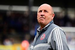 Accrington Stanley manager John Coleman - Mandatory by-line: Dougie Allward/JMP - 07/09/2019 - FOOTBALL - Memorial Stadium - Bristol, England - Bristol Rovers v Accrington Stanley - Sky Bet League One