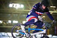 #39 (ANDRE Sylvain) FRA at the UCI BMX Supercross World Cup in Manchester, UK