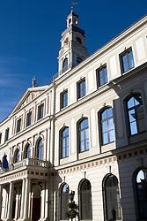 Riga Town Hall Riga, Latvia