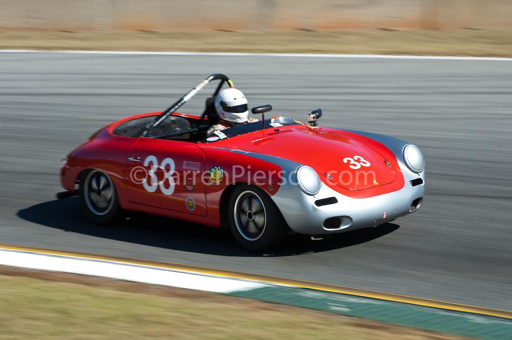 #33 3CP '62 Porsche 356: Tim Baker