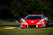 August 25-27, 2017: Lamborghini Super Trofeo at Virginia International Raceway. Brian Thienes, US RaceTronics, Lamborghini Beverly Hills, Lamborghini Huracan LP620-2