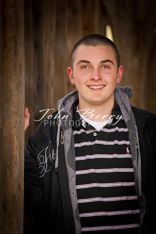 December/25/10:  Ty Holt Senior Pictures