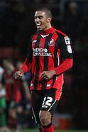 Bournemouth v Colchester United 151212