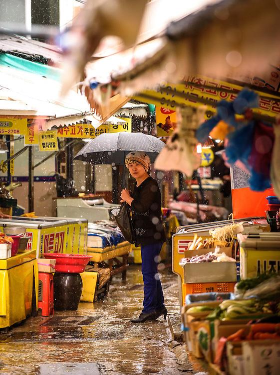 Oncheongjang Market