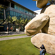 Spurlock Poirier Landscape Architects - Academic Courtyard, University of California San Diego